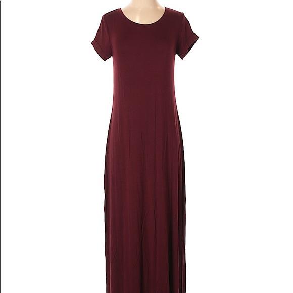 0995b6190006 Willi Smith T-shirt maxi dress